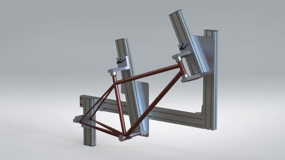 Modular Bike Welding Jig